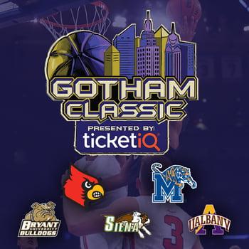 TicketIQ is Official Digital Marketing Partner For Gotham Classic