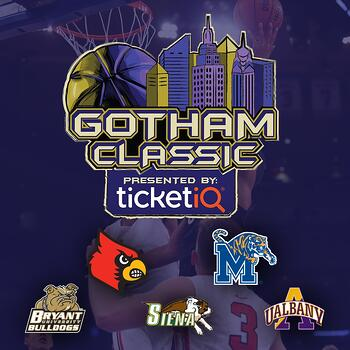 TicketIQ is Official Digital Marketing Partner For Gotham Classic