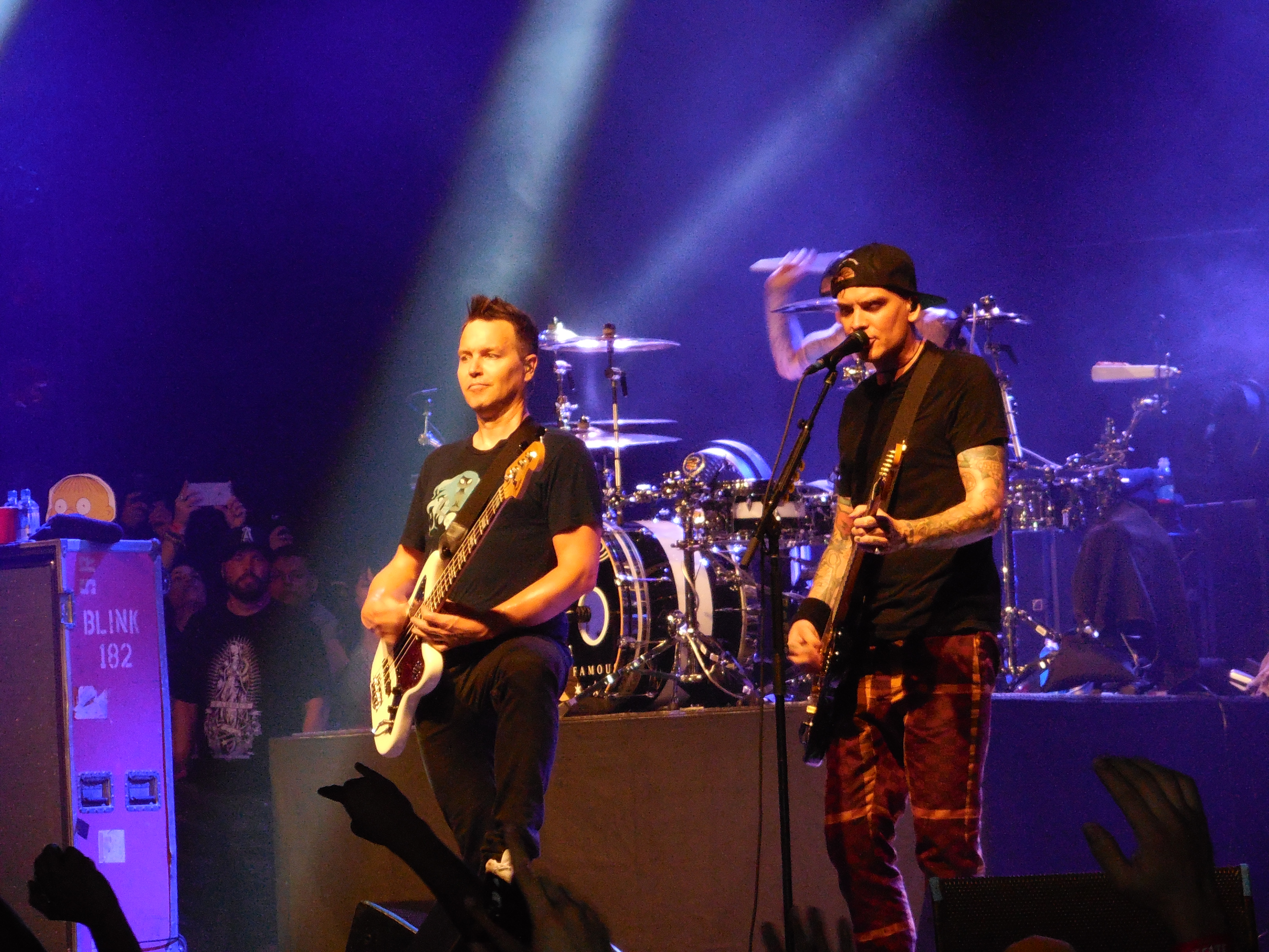 Taking A Look At Blink 182 S Average Setlist For 2016 Summer Tour