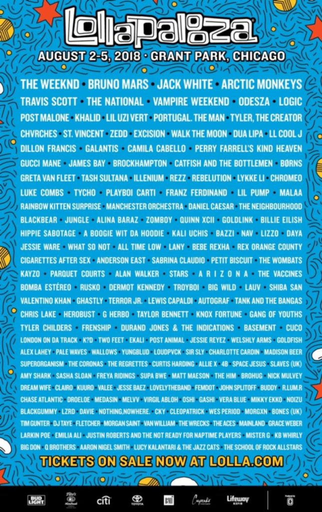 lollapalooza-2018-lineup