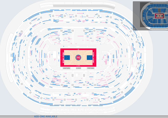 How To Find The Cheapest Detroit Pistons Tickets + Face