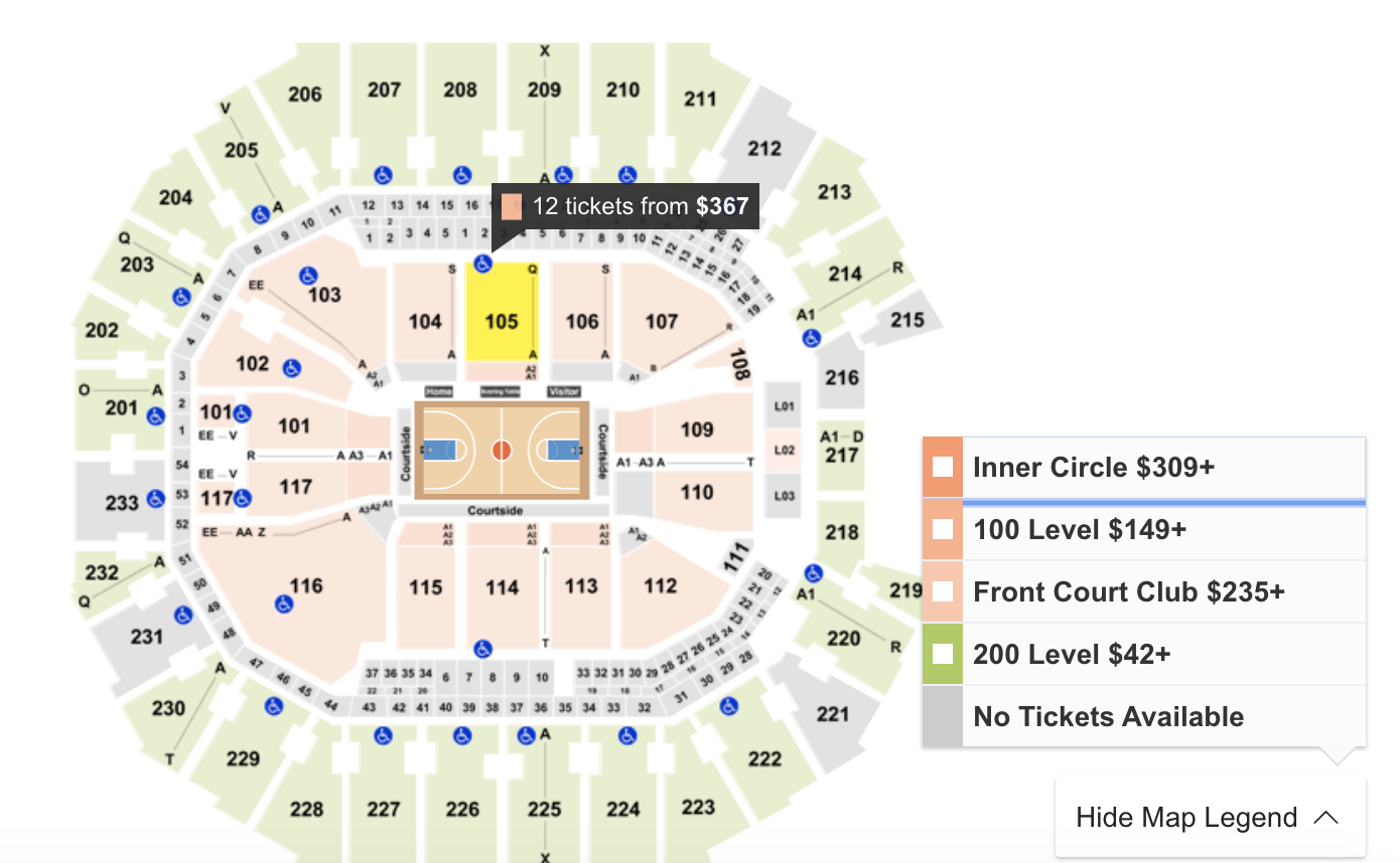 How To Find Cheapest Charlotte Hornets Tickets + Face Value Options