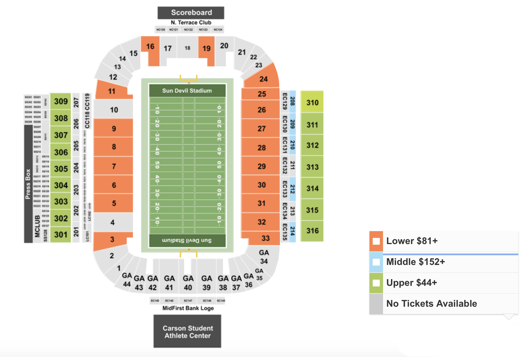 How To Find The Cheapest Mississippi State vs Kentucky Tickets - 9/20/19