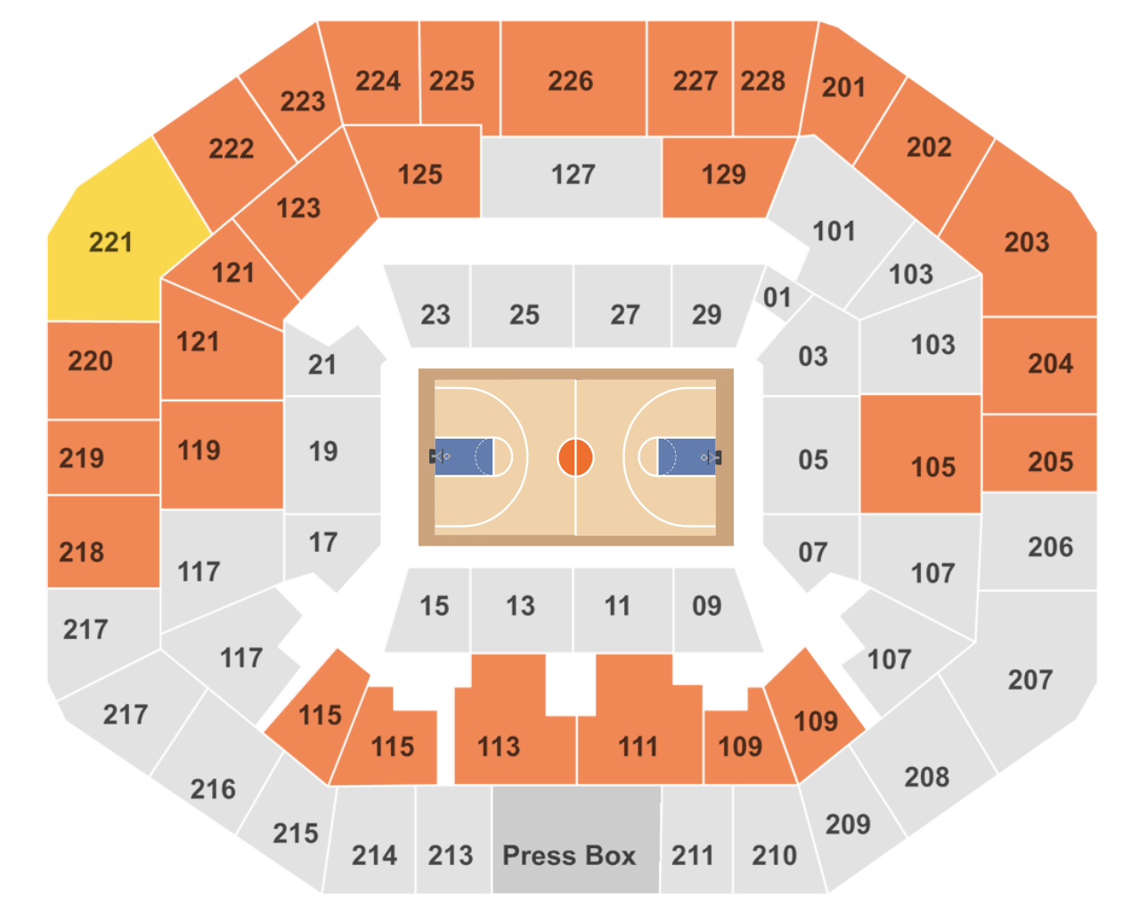 Where to Find The Cheapest Florida vs. LSU Basketball Tickets on 2/26