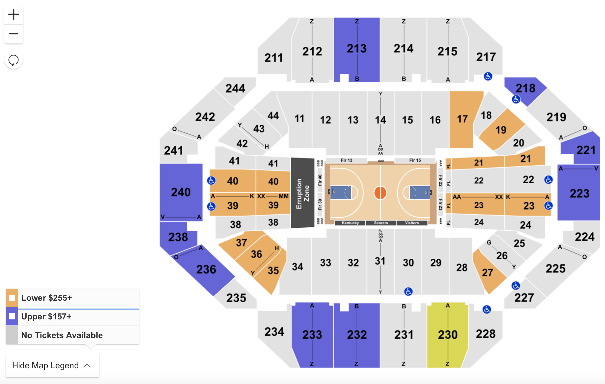 Where to Find The Cheapest Kentucky vs. Auburn Basketball Tickets on 2/29
