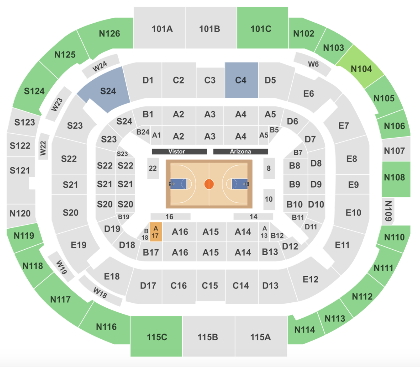 How To Find The Cheapest Arizona Basketball Tickets + Face Value Options