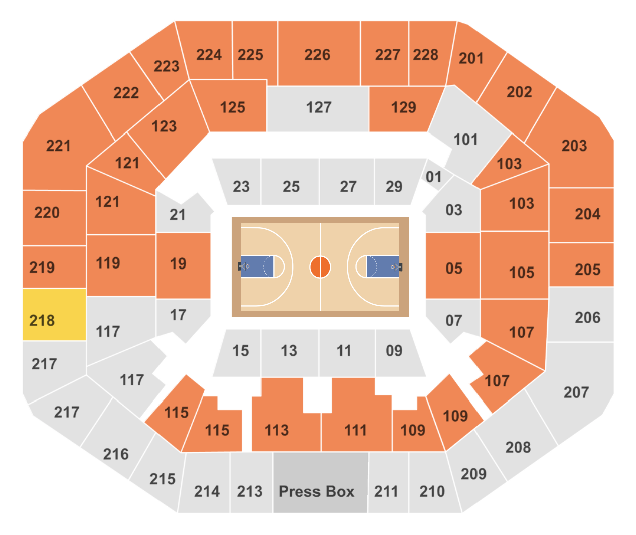 How To Find The Cheapest Florida Basketball Tickets + Face Value Options