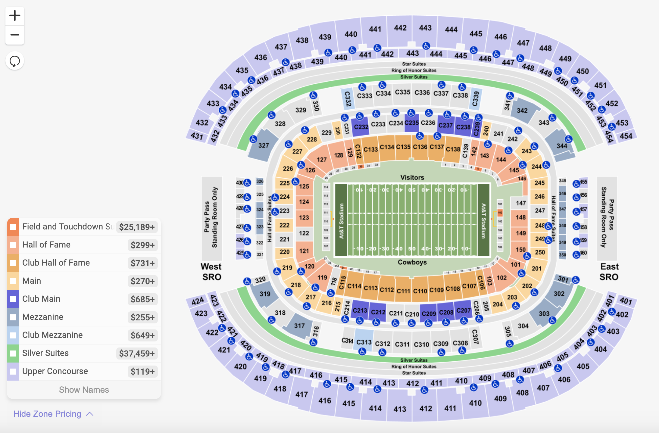 How To Find Cheapest Cowboys Vs. Browns Tickets on 10/4/20