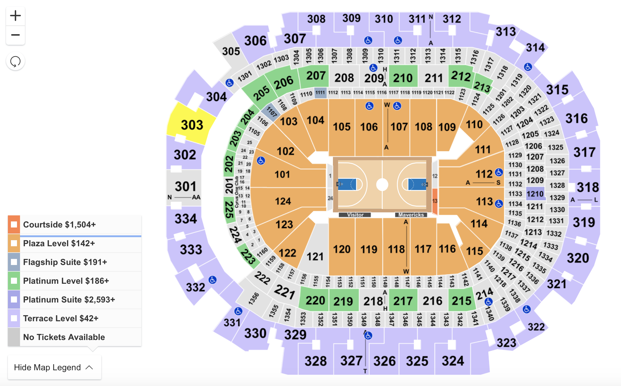 Where to Find The Cheapest Mavericks vs. Pelicans Tickets on 3/4/20