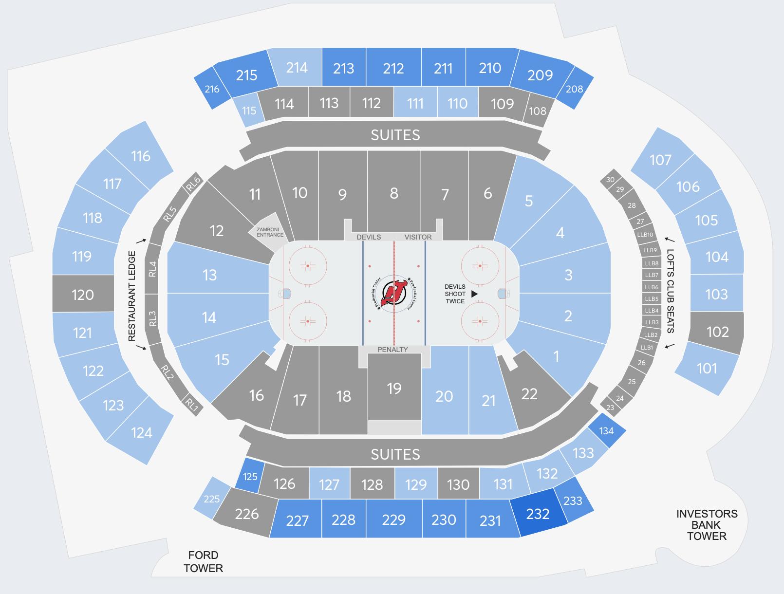 How to Find The Cheapest Devils Tickets This March