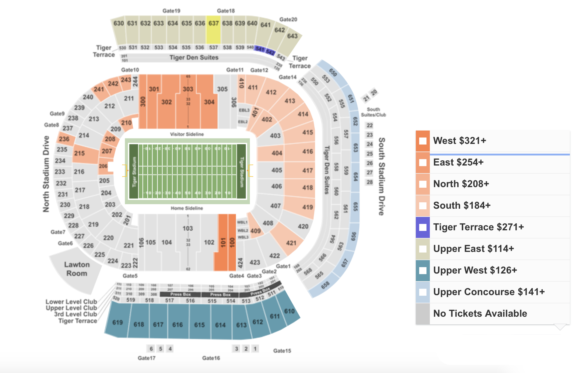 How To Find The Cheapest LSU vs Florida Football Tickets + Face Value Options