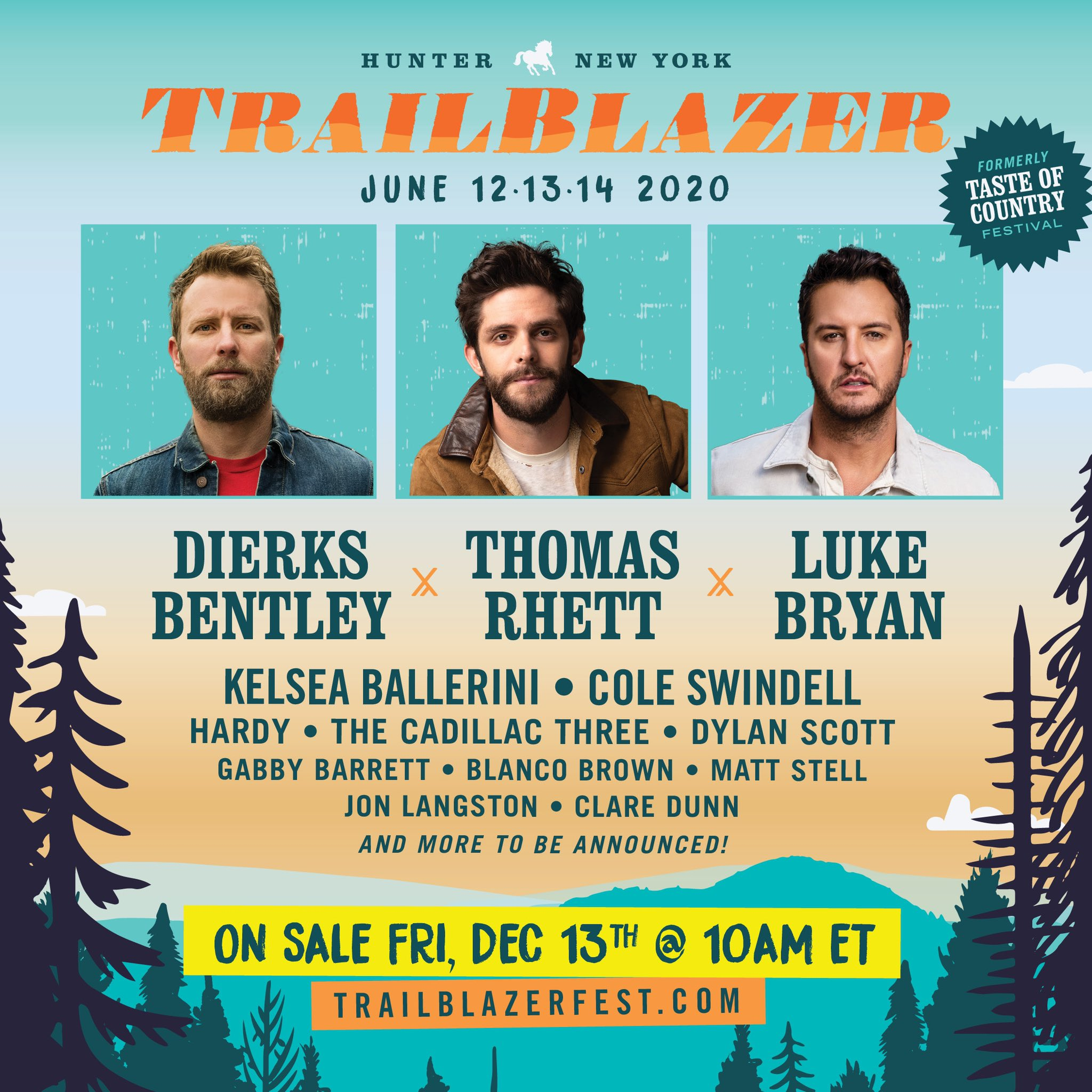 How to Find Cheapest Tickets for TrailBlazer + 2020 LineUp